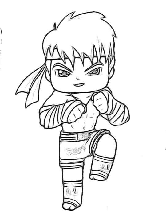 Dibujos de free fire kawaii kla - Dibujando un Poco