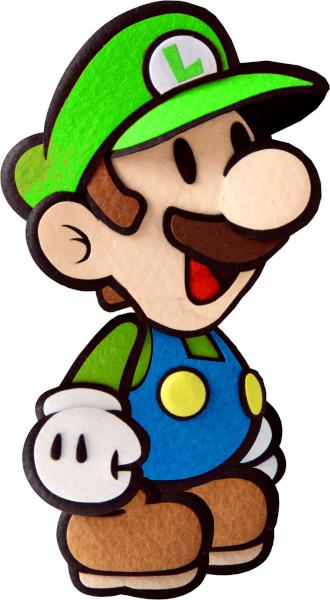 Dibujos de videojuegos faciles Luigi por Fawfulthegreat64 en DeviantArt - Dibujando un Poco