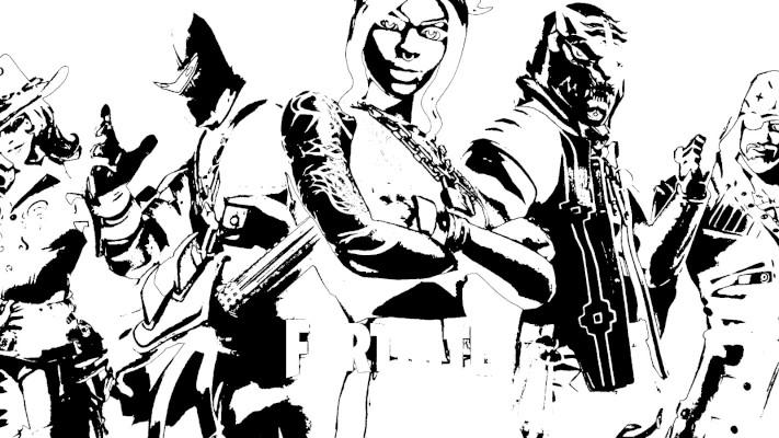 Dibujos para colorear de fortnite temporada 8 portada - Dibujando un Poco