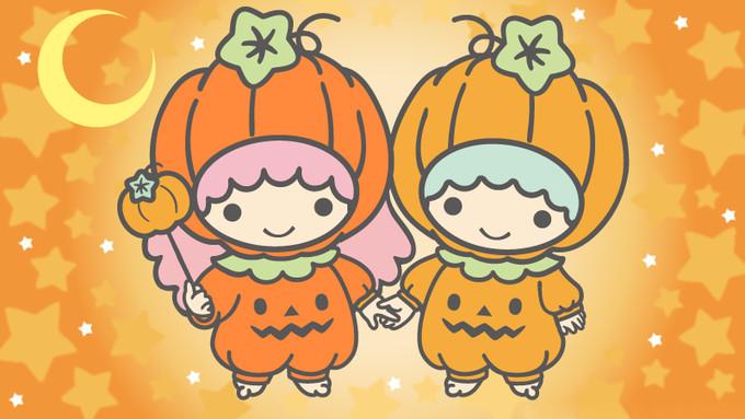 dibujos kawaii de halloween calabazas - Dibujando un Poco