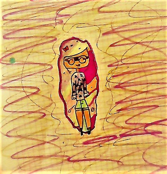 dibujos kawaii tumblr - Dibujando un Poco
